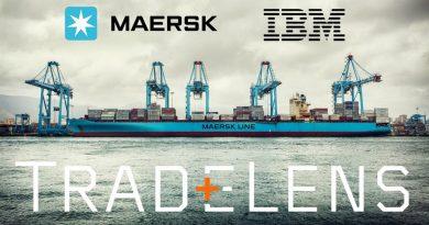 La plataforma TradeLens es parte fundamental del acuerdo logístico de Maersk Danish Crown